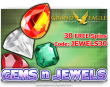 Grand Eagle Casino Saucify Gems n Jewels 30 No Deposit FREE Spins June Special Promo