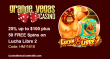 Grande Vegas Casino 25% up to $100 and 50 free spins on Lucha Libre 2 RTG