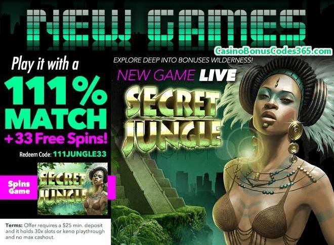 Uptown Aces RTG Secret Jungle