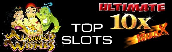 Deckmedia Top Slots by Spins June 2018