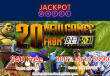 Jackpot Wheel New Betsoft Games Special Promo $40 FREE Chip 300% Match Up to $900 on 5 deposits