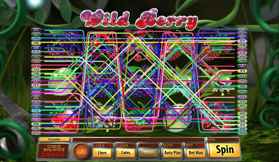 Lucky Creek Saucify Wild Berry