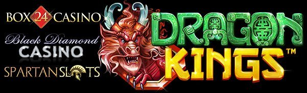 Spartan Slots Box 24 Casino Black Diamond Casino Betsoft Dragon Kings
