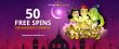 Dinkum Pokies Exclusive 50 FREE Dinkum Pokies Exclusive 40 FREE Spins RTG Aladdins Wishes