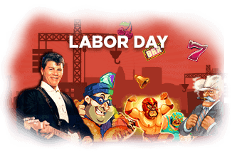 Intertops Casino Red Labor Day 125% up to $500 plus 50 Lucha Libre 2 spins Extra 75 Texan Tycoon free spins