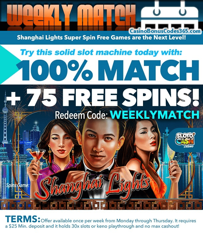 Casino Bonus September 2017