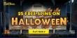 Betchain Bitcoin Casino 25 FREE Halloween Spins