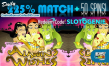 SlotoCash Casino Aladdin's Wishes November 225% Daily Match plus 50 FREE Spins