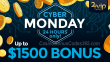 24VIP Casino Cyber Monday Special Offer