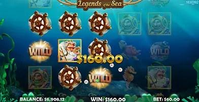Bingo Spirit Mobilots Legends of the sea