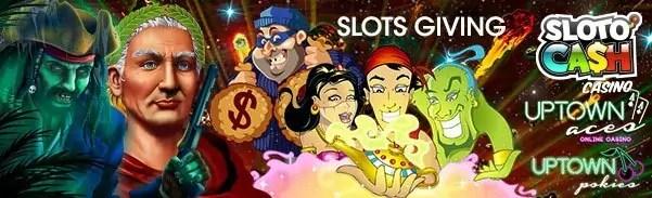 SlotoCash Casino Uptown Aces Uptown Pokies November Slots Giving Bonus Pack