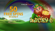 Dinkum Pokies Exclusive 50 FREE RTG Lucky 6 Spins