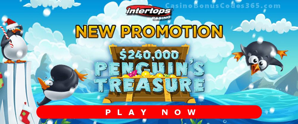 Intertops Casino Red $240000 Penguins Treasure Tournament