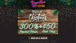 Vegas Rush Casino 300% Match Bonus plus $50 FREE Chip Days of Christmas Offer