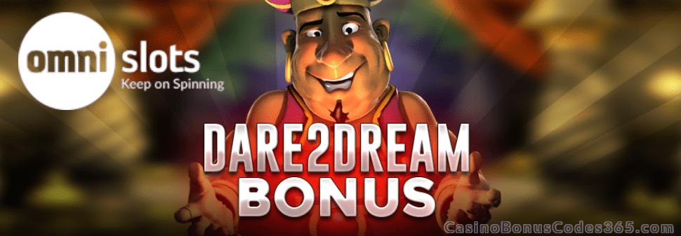 Omni Slots Dare2Dream Bonus Betsoft Ogre Empire