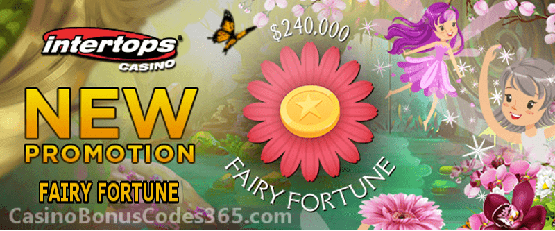 Intertops Casino Red $240000 Fairy Fortune Tournament