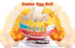 Intertops Casino Red Easter Egg Roll Special Promo