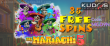 Kudos Casino New RTG Game 35 FREE The Mariachi 5 Spins
