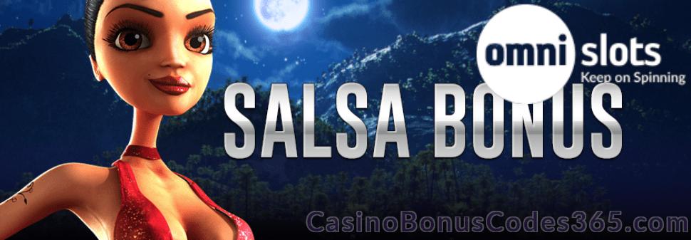 Omni Slots Salsa Bonus
