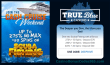 True Blue Casino The Cash Cruise Weekend up to 275% No Max Bonus plus 50 FREE Scuba Fishing Spins Special Offer