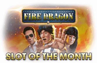 Intertops Casino Red RTG Fire Dragon May Slot of the Month
