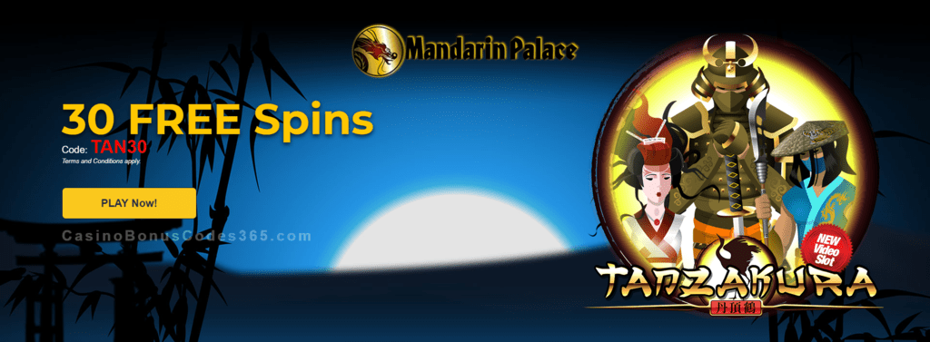 Mandarin Palace Online Casino Saucify Gems n Jewels 30 No Deposit FREE Spins Special Promo