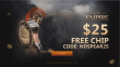 Slots Empire $25 FREE Chip Exclusive Welcome Offer