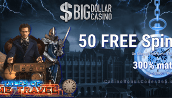 Big Dollar Casino No Deposit Bonus Codes 2020 50 Free Spins At