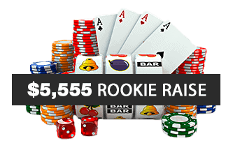 Intertops Casino Red $5555 Welcome Package
