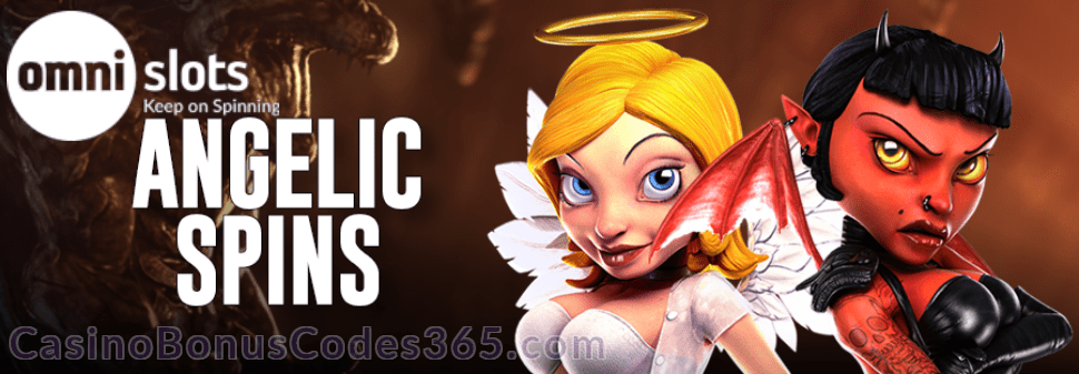 Omni Slots Angelic Spins Bonus Betsoft Good Girl Bad Girl