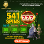 888 Tiger Casino 641 FREE Halloween Spins Rival Gaming Dr. Acula