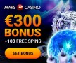 Mars Casino €300 plus 125 FREE Spins Welcome Pack