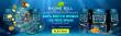 Raging Bull Casino 350% Match Bonus plus 35 FREE Spins on Mermaid's Pearls Welcome Package