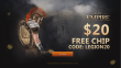 Slots Empire $20 FREE Chip Exclusive Sign Up Bonus
