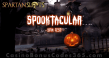 Spartan Slots Spooktacular Spin Fest Weekly FREE Spins Raffle