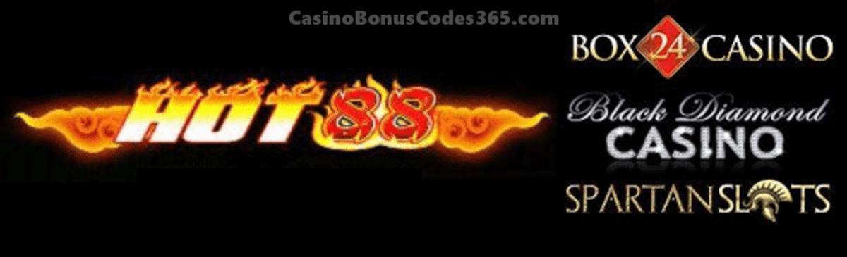 Black Diamond Casino, Box 24 iGTech Hot 88
