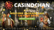 CasinoChan A$1500 plus 120 FREE Spins Welcome Package