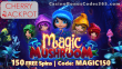 Cherry Jackpot New RTG Game 150 FREE Magic Mushroom Spins Deal