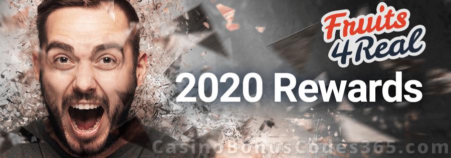Fruits4Real 2020 Rewards