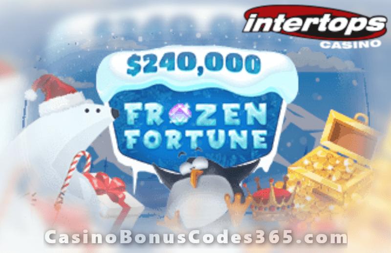Intertops Casino Red $240000 Frozen Fortune Tournament