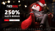 Red Dog Casino 250% Match Xmas Special Offer