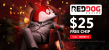 Red Dog Casino $25 FREE Chip No Deposit Welcome Deal