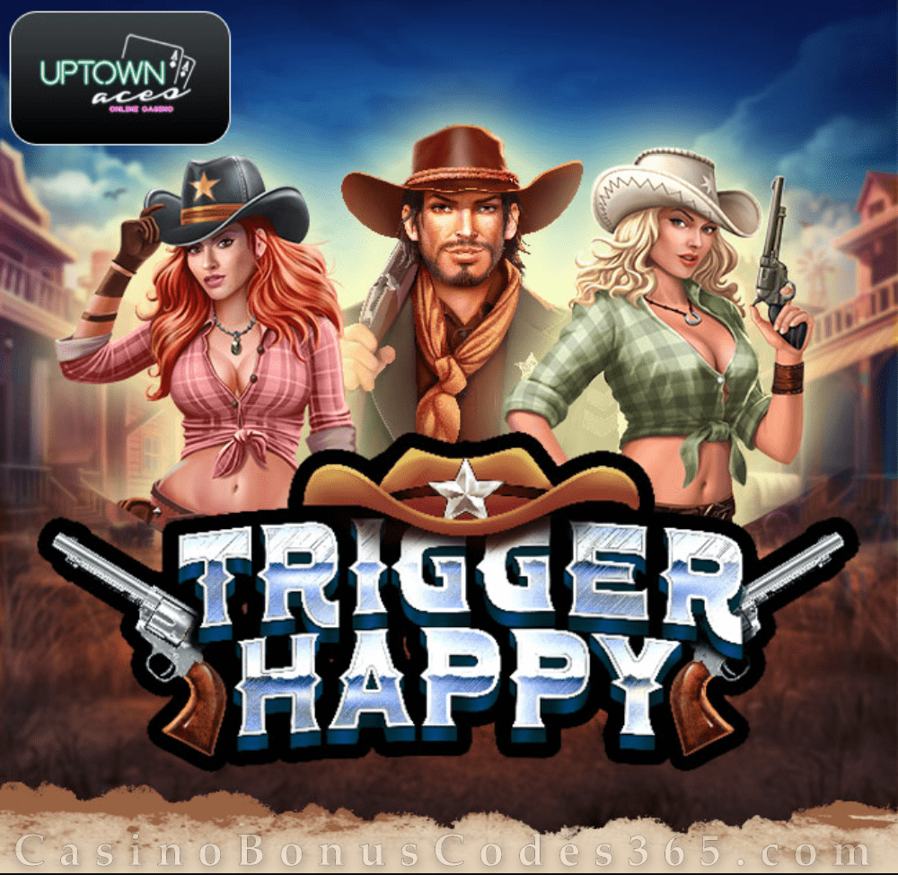 Uptown Aces RTG Trigger Happy 2020 Rewards