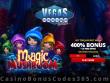 Vegas Casino Online 35 FREE Spins on RTG Magic Mushroom Special Deal