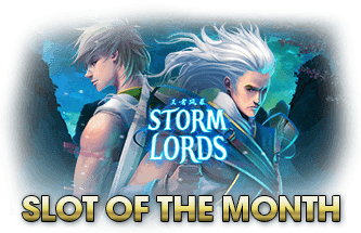 Intertops Casino Red RTG Storm Lords February Slot of the Month
