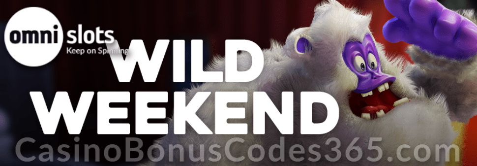 Omni Slots February Wild Weekend