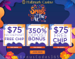 Hallmark Casino Spring in the Air $150 FREE Chip and 350% Match Bonus Special Offer