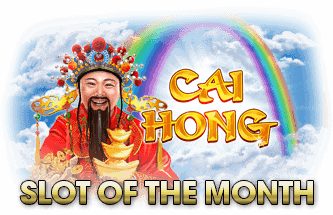 Intertops Casino Red RTG Cai Hong March Slot of the Month