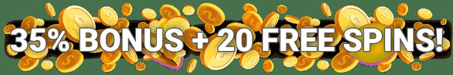 Omni Slots Jolly Joker April Fools' Day Rewards Pragmatic Play Joker's Jewels 35% Bonus plus 25 FREE Spins
