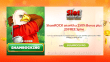 Slot Madness 250% No Max Bonus plus 20 FREE RTG Birdy Bucks Spins Special St. Patrick's Day Offer